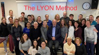 LYON Method with Dr. Jean Claude De Mauroy